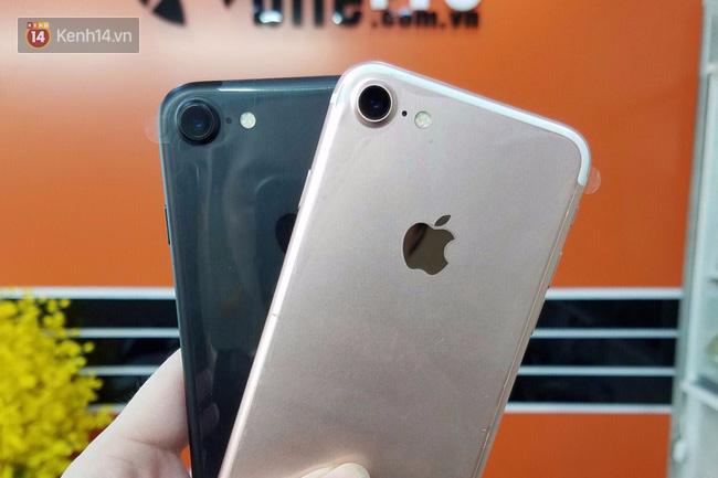 Cận cảnh iPhone 7 bản chính thức đầu tiên tại Việt Nam - Ảnh 18.