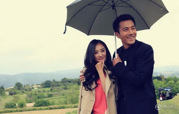 Trước khi có scandal ngoại tình chấn động, Dương Mịch - Lưu Khải Uy đã ngọt ngào và hạnh phúc thế này! - Ảnh 3.