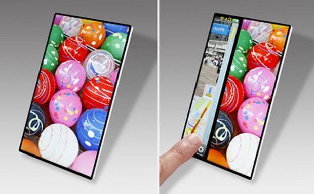 Tương lai smartphone có màn hình tràn ra viền đang đến gần - Ảnh 2.