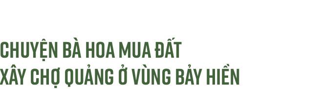Người miền Trung ở Sài Gòn, nhớ quê thì tới chợ Bà Hoa để nghe những chi, mô, rứa, hè thật thân thương... - Ảnh 1.
