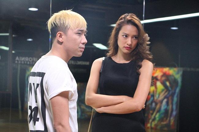 """Lilly Nguyễn """"sợ chết khiếp"""" khi liên tục hôn Trấn Thành - Ảnh 5."""