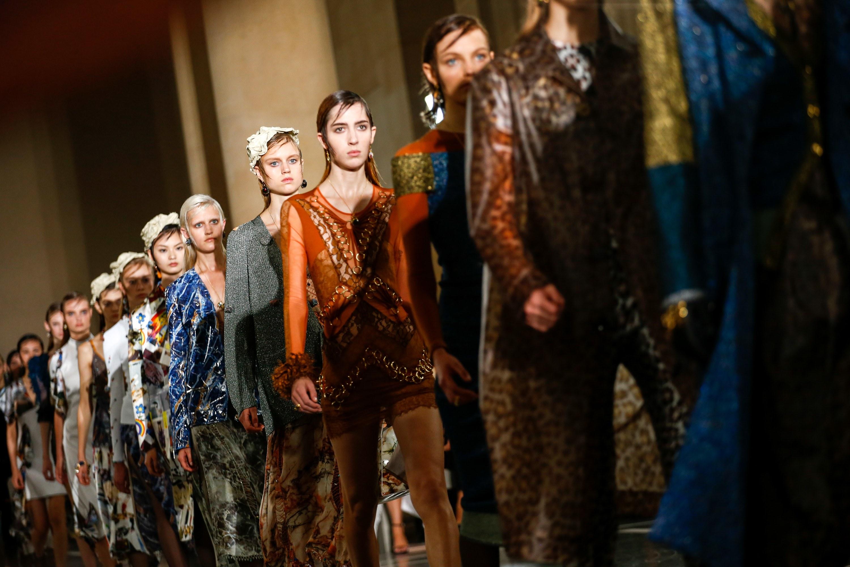 London Fashion Week - Designer Showrooms