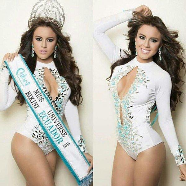 Cận cảnh nhan sắc người đẹp đã đánh bại Nam Em, đăng quang Miss Earth 2016 - Ảnh 11.