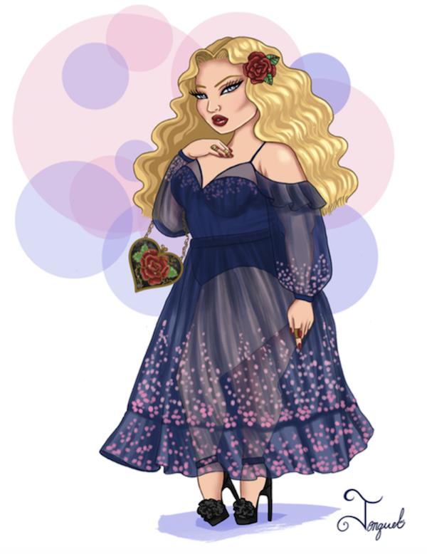 Các nàng công chúa Disney thắm thơm lột xác biến thành fashionista - Ảnh 9.