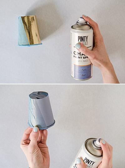 Tự chế đèn bàn chỉ với... cốc giấy - Bạn có muốn thử? - Ảnh 8.