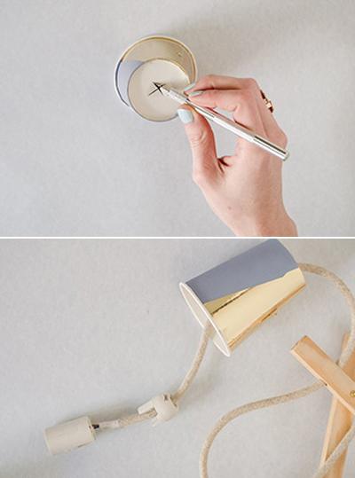 Tự chế đèn bàn chỉ với... cốc giấy - Bạn có muốn thử? - Ảnh 9.