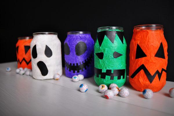 Mách bạn ý tưởng trang trí Halloween rẻ bèo mà hiệu quả - Ảnh 8.