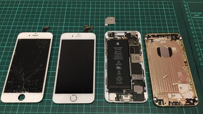Chiêm ngưỡng iPhone độ vỏ trắng Ngọc Trinh đẹp đến xiêu lòng - Ảnh 2.
