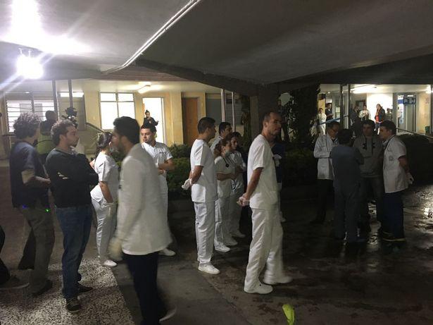 CẬP NHẬT: Máy bay chở 81 người, trong đó có 1 đội bóng Brazil rơi ở Colombia, ít nhất 25 người chết - Ảnh 7.