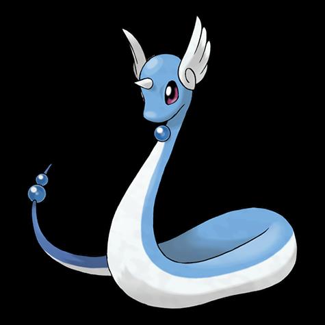 7. Nếu trainer nào bắt được em Dratini đã cảm thấy mình may mắn thì bạn đã từng bắt được Dragonair chưa? 8% cơ hội bắt trúng. Ôi! Mong manh quá!