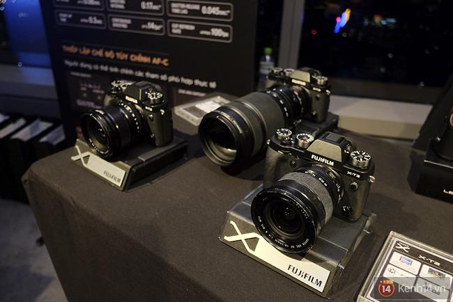 Fujifilm ra mắt siêu máy ảnh X-T2 giá gần 37 triệu đồng - Ảnh 10.