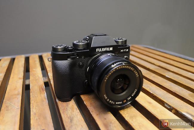 Fujifilm ra mắt siêu máy ảnh X-T2 giá gần 37 triệu đồng - Ảnh 1.