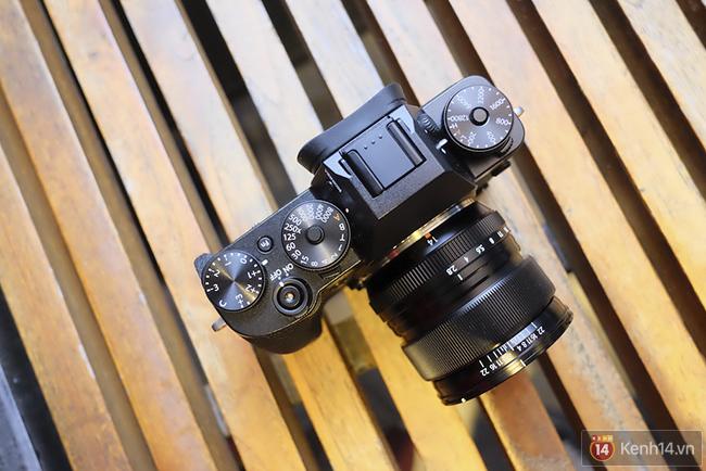 Fujifilm ra mắt siêu máy ảnh X-T2 giá gần 37 triệu đồng - Ảnh 4.