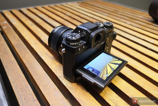 Fujifilm ra mắt siêu máy ảnh X-T2 giá gần 37 triệu đồng - Ảnh 2.