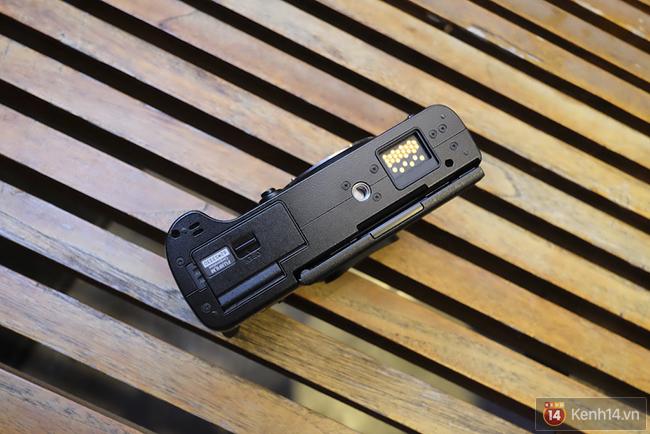 Fujifilm ra mắt siêu máy ảnh X-T2 giá gần 37 triệu đồng - Ảnh 5.