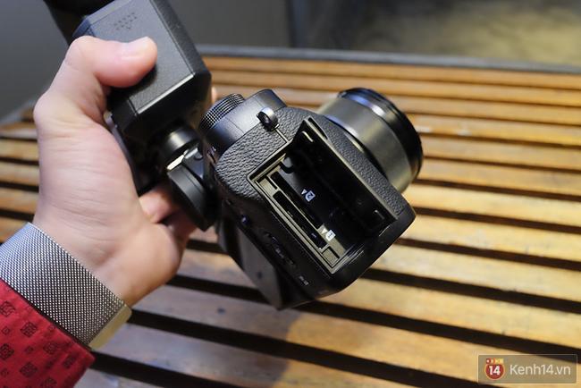 Fujifilm ra mắt siêu máy ảnh X-T2 giá gần 37 triệu đồng - Ảnh 7.