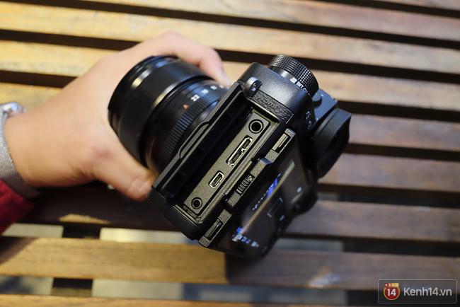 Fujifilm ra mắt siêu máy ảnh X-T2 giá gần 37 triệu đồng - Ảnh 6.