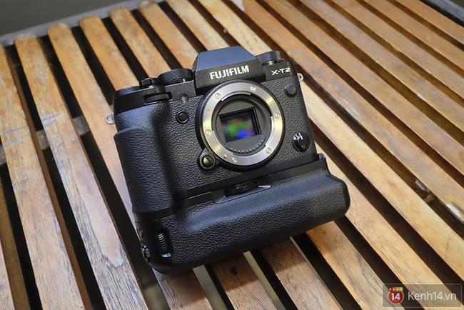 Fujifilm ra mắt siêu máy ảnh X-T2 giá gần 37 triệu đồng - Ảnh 8.