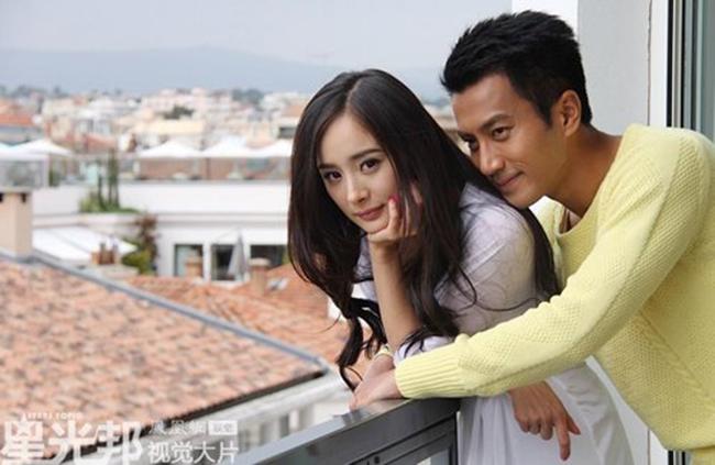Trước khi có scandal ngoại tình chấn động, Dương Mịch - Lưu Khải Uy đã ngọt ngào và hạnh phúc thế này! - Ảnh 24.