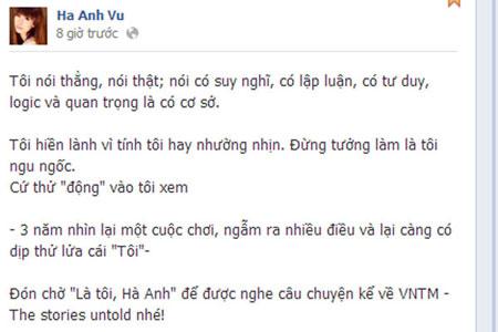 Hà Anh, Xuân Lan, Đỗ Mạnh Cường - Khi bạn cũ quay lưng với Vietnams Next Top Model - Ảnh 3.