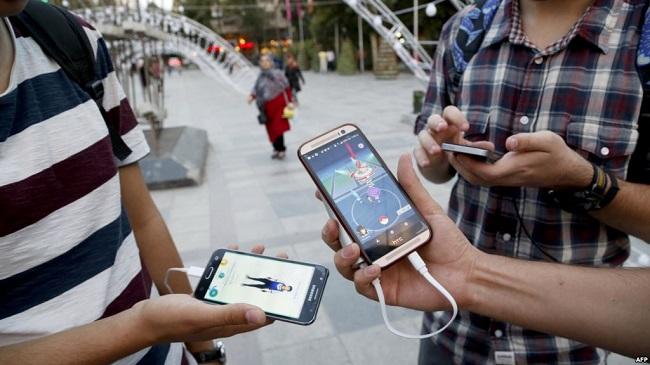 Lầu Năm Góc yêu cầu nhân viên không tải Pokémon GO về chơi - Ảnh 2.