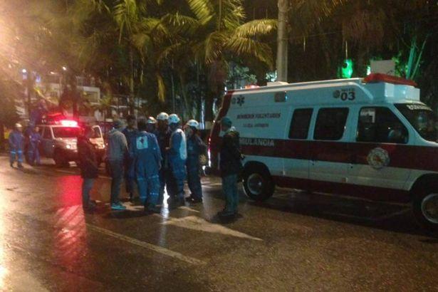 CẬP NHẬT: Máy bay chở 81 người, trong đó có 1 đội bóng Brazil rơi ở Colombia, ít nhất 25 người chết - Ảnh 8.