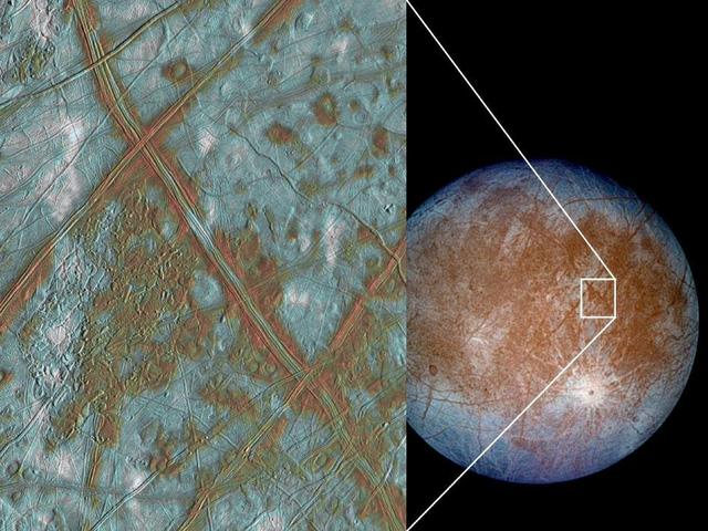 NASA tổ chức họp báo công bố: có sự sống trên Mặt trăng Europa của sao Mộc? - Ảnh 4.