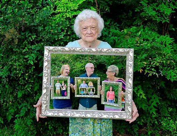 Nhìn 15 bức ảnh gia đình này, bạn sẽ nhớ ông bà của mình rất nhiều - Ảnh 27.