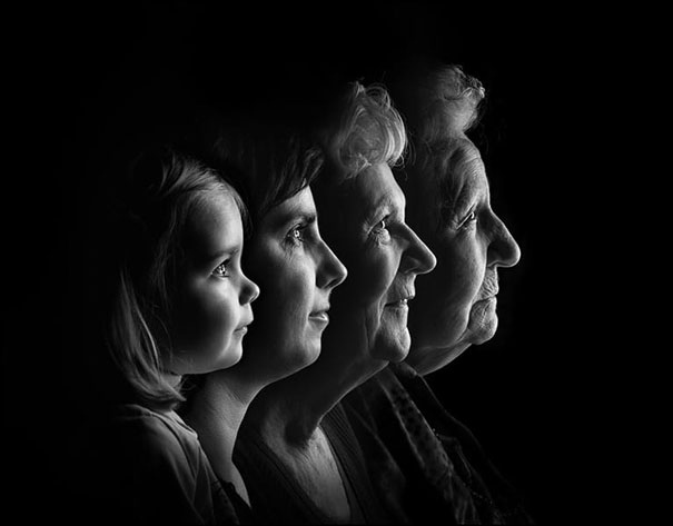 Nhìn 15 bức ảnh gia đình này, bạn sẽ nhớ ông bà của mình rất nhiều - Ảnh 7.