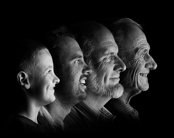 Nhìn 15 bức ảnh gia đình này, bạn sẽ nhớ ông bà của mình rất nhiều - Ảnh 23.
