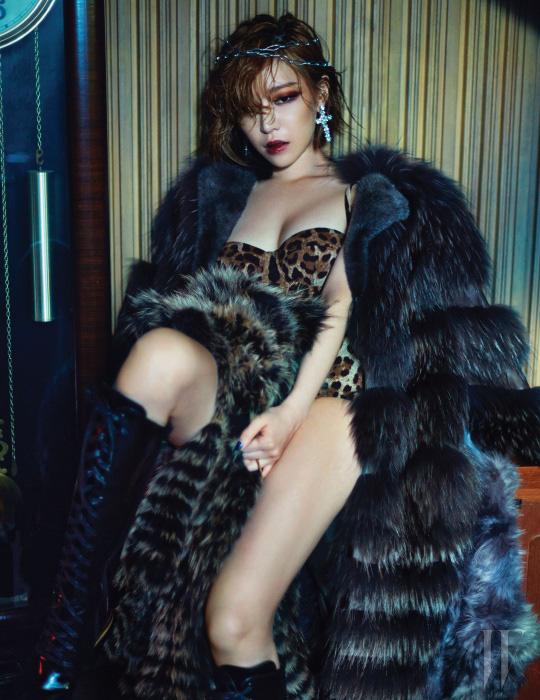 Danh sách top 10 nữ thần tượng sexy nhất gây phẫn nộ khi thiếu Hyuna, tràn ngập gương mặt lạ - Ảnh 21.