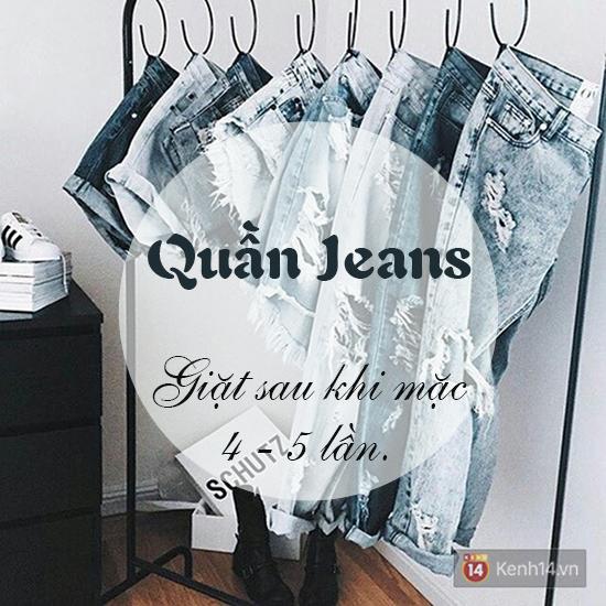 Quần áo của bạn có thể mặc đi mặc lại bao lần trước khi giặt? Câu trả lời đây này! - Ảnh 2.
