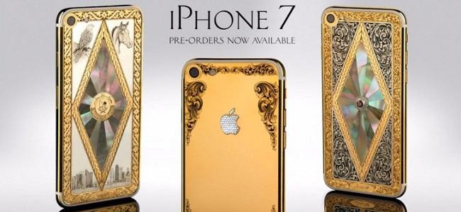 Nhanh tay đặt ngay iPhone 7 mạ vàng với giá chỉ 75 triệu đồng - Ảnh 1.