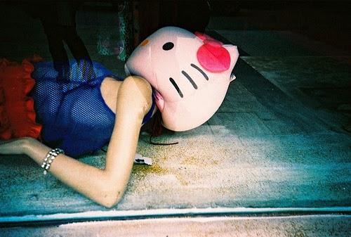 Vụ giết người chấn động Hong Kong: chiếc đầu người giấu trong thú nhồi bông Hello Kitty - Ảnh 1.