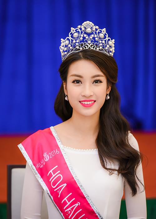 Cuối cùng Tân Hoa hậu Đỗ Mỹ Linh cũng chính thức mở lại trang cá nhân - Ảnh 1.