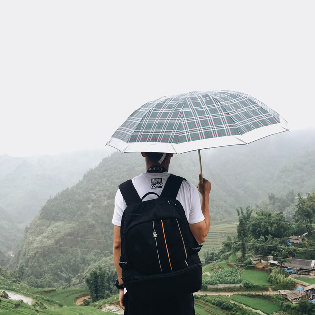 Những bộ ảnh du lịch của giới trẻ Việt khiến bạn vừa ghen tị vừa ao ước giá mình cũng được ở đó - giống - Ảnh 15.