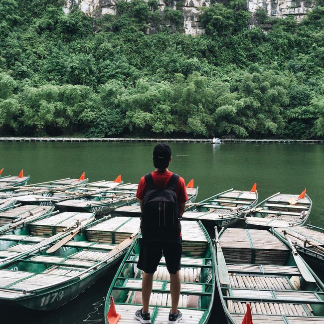Những bộ ảnh du lịch của giới trẻ Việt khiến bạn vừa ghen tị vừa ao ước giá mình cũng được ở đó - giống - Ảnh 17.