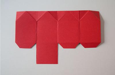 Bạn đã biết cách làm hộp quà không phải xé giấy khi mở này chưa? - Ảnh 3.