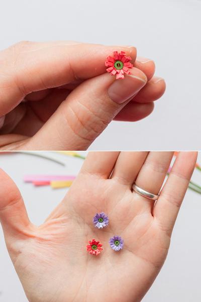 Nhặt nhạnh giấy màu làm bó hoa trang trí hộp quà siêu lãng mạn - Ảnh 7.