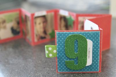 Album ảnh mini đem tặng ai cũng đều thích cả - Ảnh 8.
