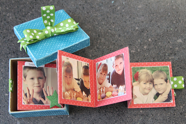 Album ảnh mini đem tặng ai cũng đều thích cả - Ảnh 13.
