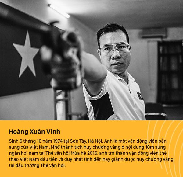 Hoàng Xuân Vinh - Niềm cảm hứng từ một người đàn ông bình thường, đã làm nên điều phi thường - Ảnh 2.