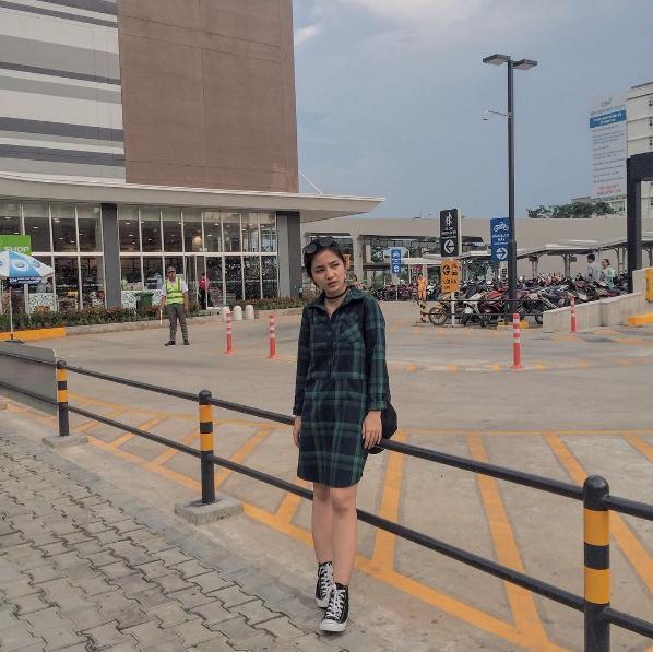 Bãi gửi xe ở Aeon Mall Bình Tân: Địa điểm chụp ảnh mới siêu chất, siêu hot đây rồi! - Ảnh 12.
