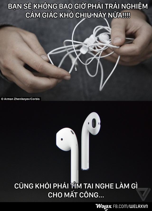 Fan Apple cũng khó có thể nhịn cười khi xem loại hình chế này - Ảnh 6.