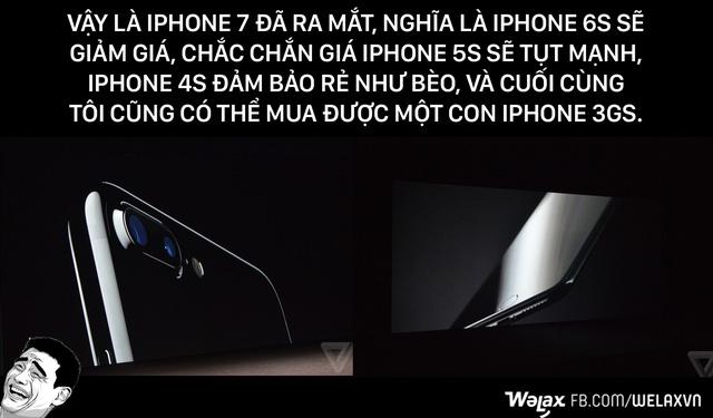 Fan Apple cũng khó có thể nhịn cười khi xem loại hình chế này - Ảnh 3.