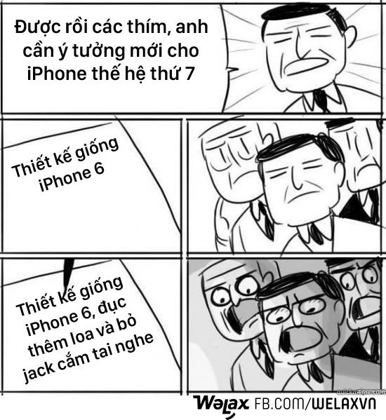 Fan Apple cũng khó có thể nhịn cười khi xem loại hình chế này - Ảnh 2.