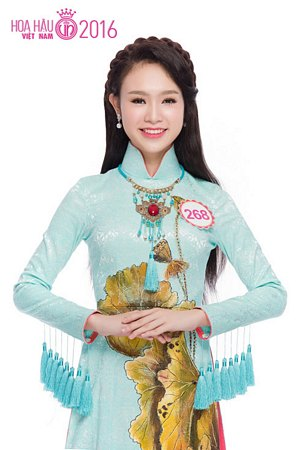 ĐH Ngoại thương: Ngôi trường có tới 5 thí sinh là ứng cử viên sáng giá nhất của Hoa hậu Việt Nam 2016! - Ảnh 2.