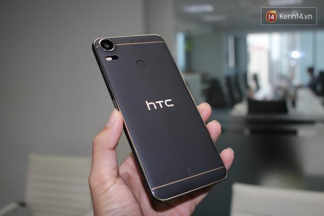 Cận cảnh HTC Desire 10 Pro: Camera chất nhưng... thô - Ảnh 2.