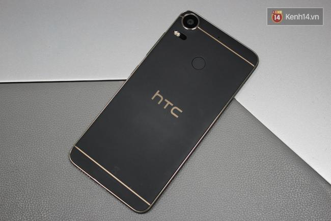 Cận cảnh HTC Desire 10 Pro: Camera chất nhưng... thô - Ảnh 12.