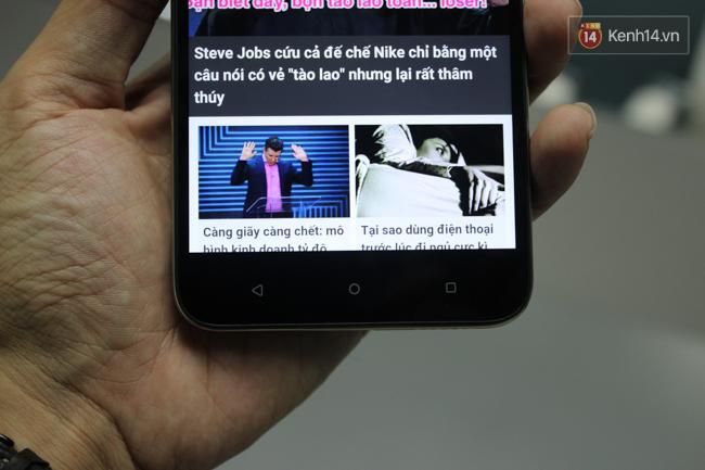 Cận cảnh HTC Desire 10 Pro: Camera chất nhưng... thô - Ảnh 3.